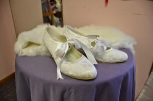 17.  Shadow Box for Wedding Dress