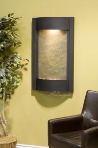 2.  Indoor Wall Fountain