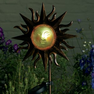 Helios Solar Stake Light