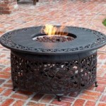 Gas Fire Pits Add Patio Appeal