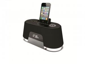HoMedics HMDX Unwind Bedside Alarm Clock