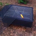The Hotspot Fire Pit with Cooking Grate