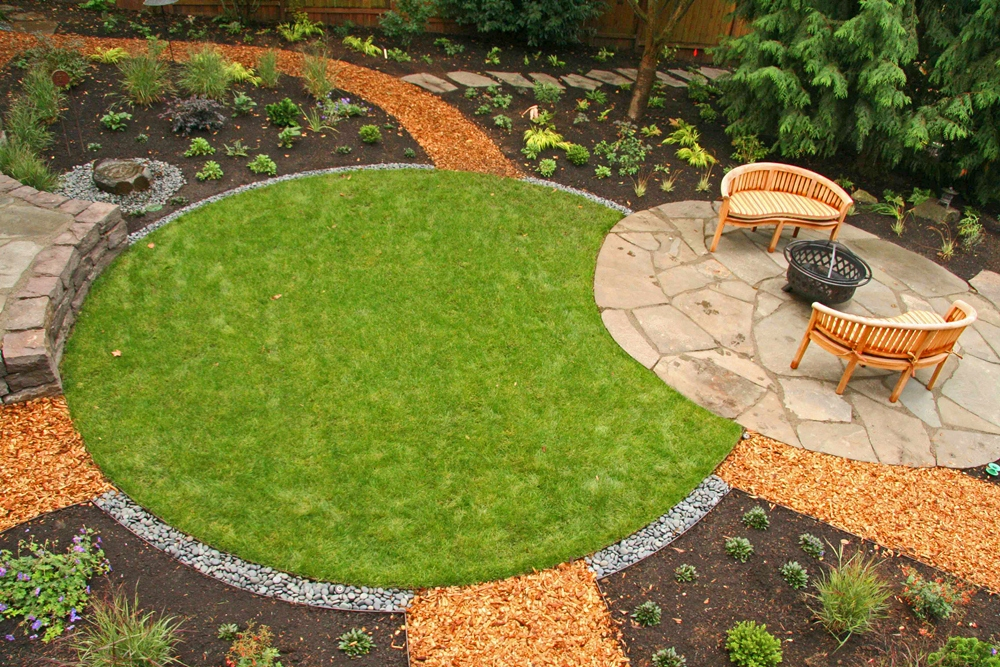 Landscape Contractor Provides Relaxing Outdoor Space