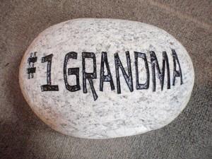 Medium Sized Garden Stone