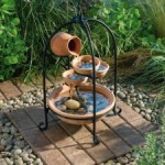 New Popular Cascade Fountains