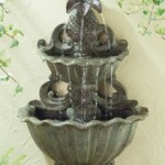 How to Maintain Your Outdoor Wall Fountain