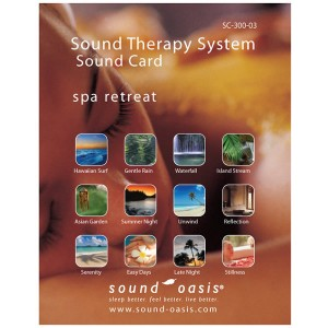 Sound Spa Card