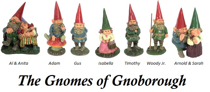 The Gnomes of Gnoborough