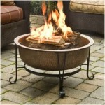 Product Spotlight: Vintage Copper Fire Pit