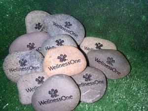 Corporate Engraved Stones