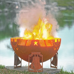 Texas Fire Pit
