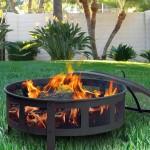 Outdoor Classics Bravado Mesh Fire Pit
