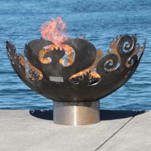 Great Fire Bowl