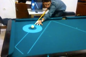 laser-pool-table