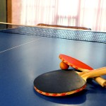 A New Table Tennis Game