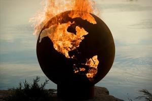 Third Rock Fire Bowl